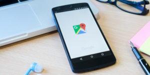 Google maps argent